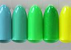 Gél laky Color Me Žltá-Modrá-Zelená