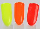 Neónové UV gély