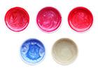 Gabra perleťové UV gély