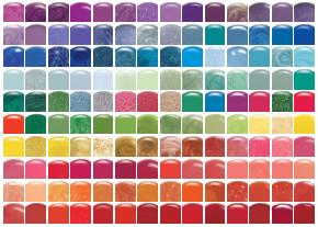 Zoya laky Classic & Color