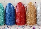 Fantasy Nails - farebné UV gély Las Vegas Glitter