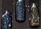 Fantasy Nails - farebné UV gély Galaxy