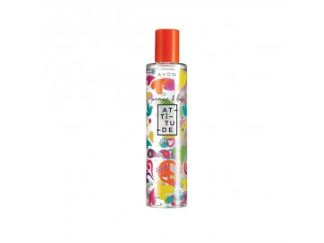 AVON Peace&Love Attitude EDT 50 ml