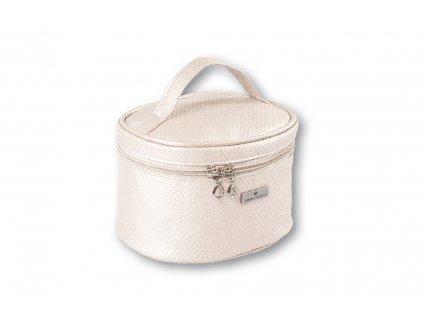 Top Choice Kozmetická taška DOTS - PINK 97645