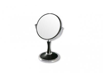 TopChoice Zväčšovacie zrkadlo okrúhle 85642 čierne