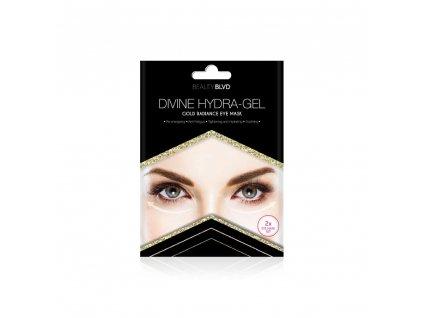 Confessions Divine - Gélová maska na oči