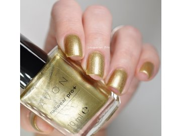 AVON Lak na nechty Hollywood - Yellow Gold