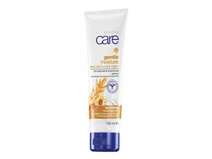 AVON Krém na ruky a nechty Gentle moisture 100ml