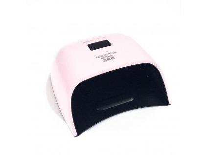 UV/LED Lampa Dual N7 PRO 60W - růžová