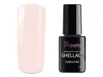 UV gel lak Shellac Me 12ml - Powder Pink