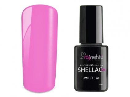 UV gel lak Shellac Me 12ml - Sweet Lilac