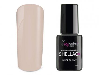 UV gel lak Shellac Me 12ml - Nude Skinny