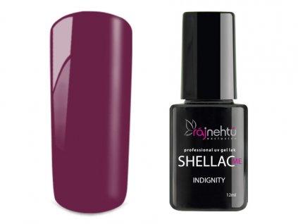 UV gel lak Shellac Me 12ml - Indignity