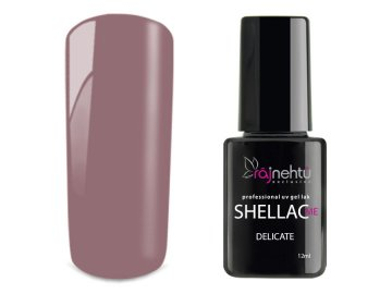 UV gel lak Shellac Me 12ml - Delicate