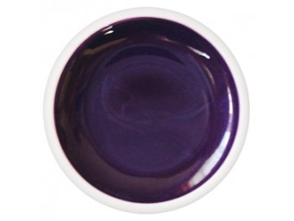 Farebný UV gél CEDRO 7,5 ml - tmavo fialový