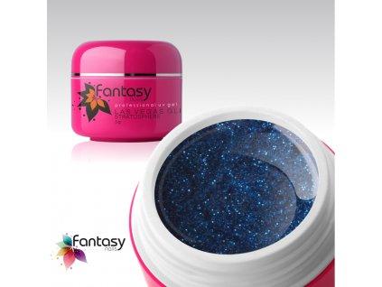 Farebný UV gél Fantasy Glitter 5g - Stratosphere