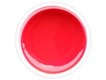 Farebný UV gél GABRA 7,5 ml - farebný pink