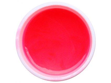 Farebný UV gél GABRA 7,5 ml - farebný ružový
