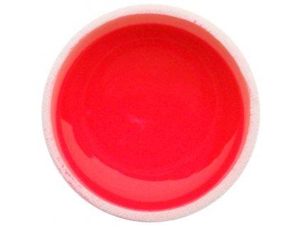 Farebný UV gél GABRA 7,5 ml - farebný ružový neón