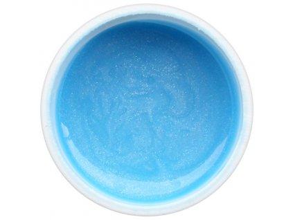 Farebný UV gél GABRA 7,5 ml - kovový blankyt