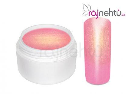 Farebný UV gél GOLDEN - Pink - 5ml