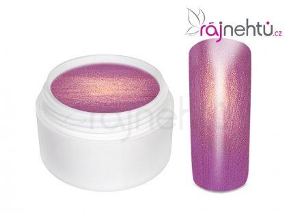 Farebný UV gél GOLDEN - Purple - 5ml