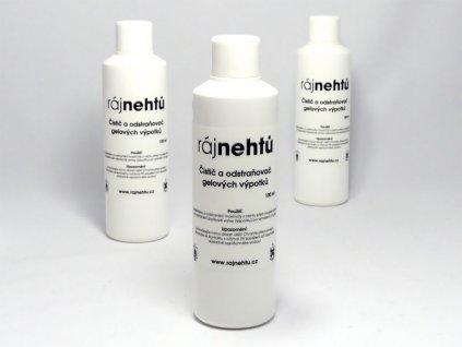 Čistič - odstraňovač gélu 100 ml