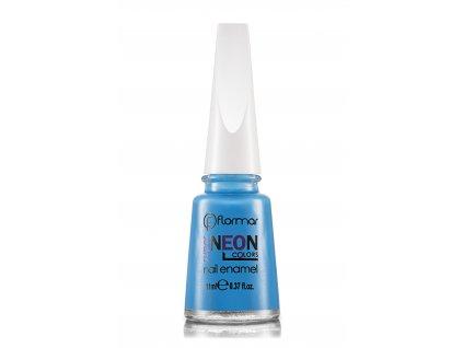 Flormar lak na nechty Neon č.N002, 11ml