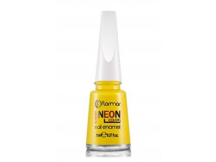 Flormar lak na nechty Neon č.N006, 11ml