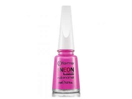Flormar lak na nechty Neon č.N008, 11ml