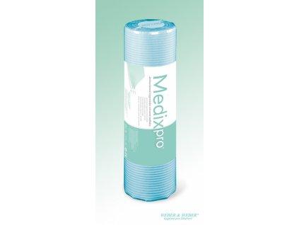 MedixPro utierky 38x50cm, rola 80ks - modré