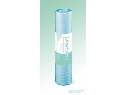 MedixPro utierky 51x50cm, rola 40ks - modré