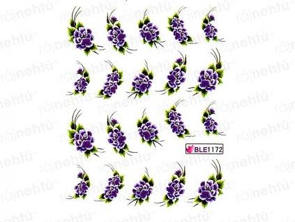 Vodolepky - lotos fialový (1172)