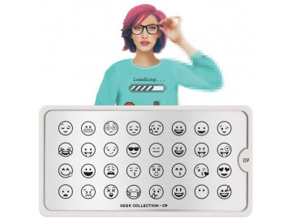 Image doštička MoYou Geek 09