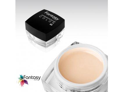 Farebný LED UV gél Fantasy nails 4g - č.03