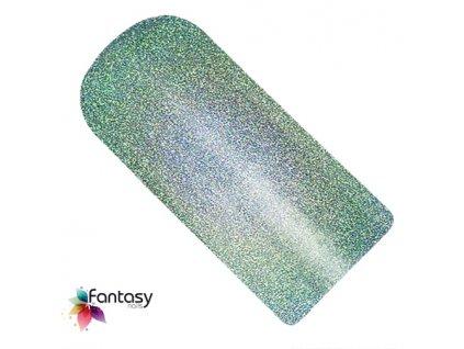 UV gél lak Fantasy Holographic 12ml - Blue
