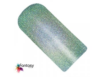 UV gél lak Fantasy Holographic 12ml - Blue