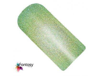 UV gél lak Fantasy Holographic 12ml - Green