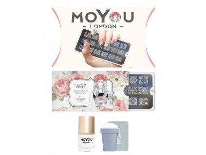 MoYou Súprava - Flower Power Starter Kit