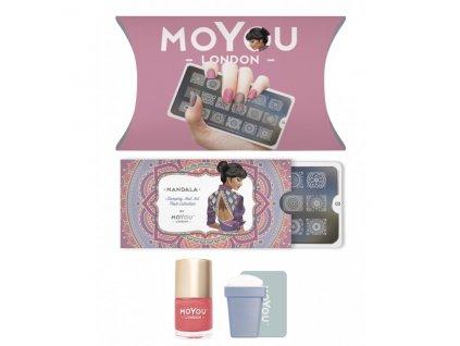 MoYou Súprava - Mandala Starter Kit