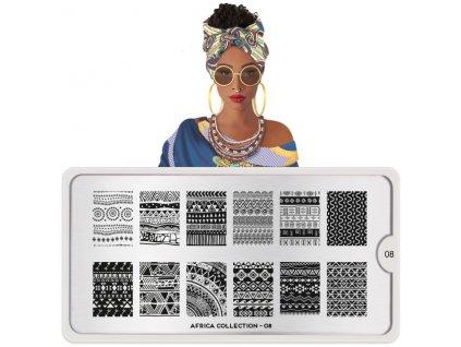 africa nail art design 08