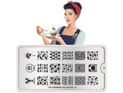 cookbook nail art design 12