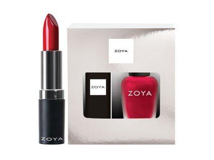 Zoya Lips & Tips Duo - MIDNIGHT KISS
