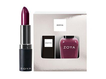 Zoya Lips & Tips Duo - BUNDLE UP