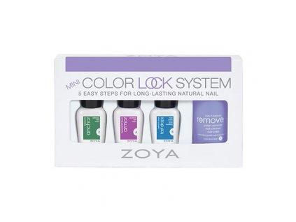 Zoya Color Lock System Mini