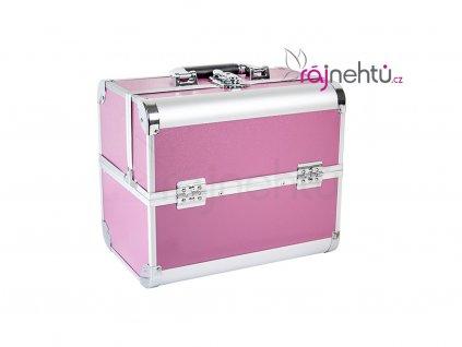 Kozmetický kufrík - ružový DELIGHT