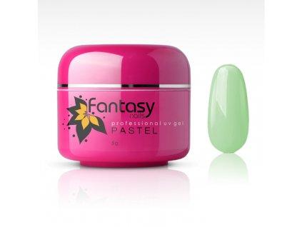 Farebný UV gél Fantasy Pastel 5g - Mint Green