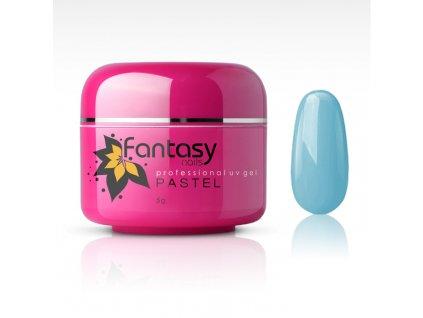 Farebný UV gél Fantasy Pastel 5g - Light Blue