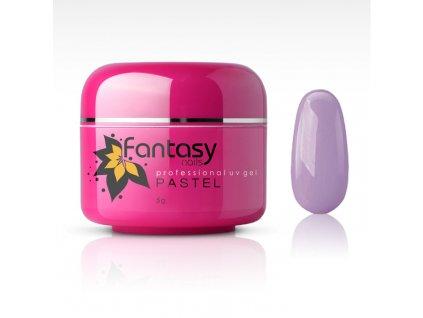 Farebný UV gél Fantasy Pastel 5g - Purple
