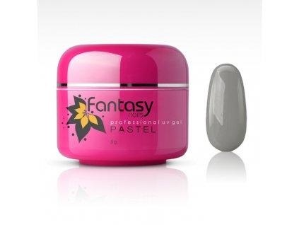 Farebný UV gél Fantasy Pastel 5g - Graphite